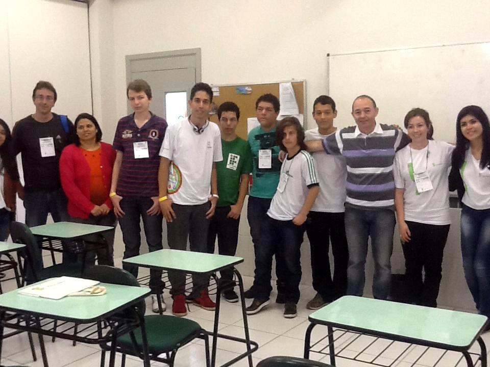 Adalberto Araújo concede palestra para alunos do IFPR